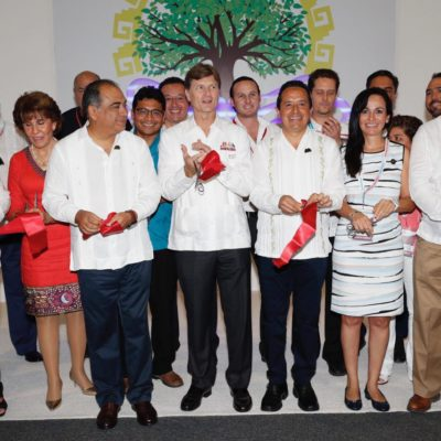 SEGUNDO DÍA DE TIANGUIS EN ACAPULCO: Encabeza Carlos Joaquín a delegación de QR en el Tianguis Turístico de México