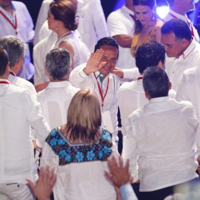 ARRANCA EL TIANGUIS TURÍSTICO: Gobernador propone usar el turismo para disminuir las desigualdades en QR