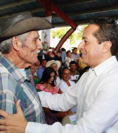 """""""PLATÍCALE AL GOBERNADOR…"""": Anuncian audiencias públicas de Carlos Joaquín con todo su gabinete a partir del miércoles"""