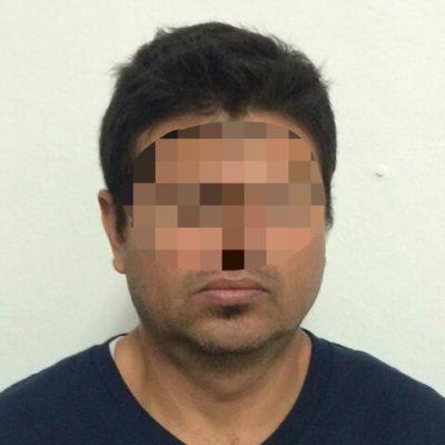 Recapturan a homicida prófugo de la justicia del Edomex que por 12 años se ocultó en Puerto Morelos