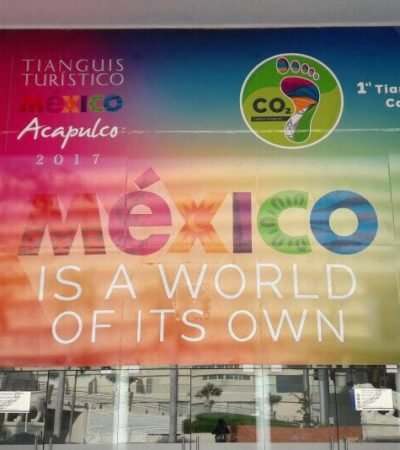 Confirman asistencia del Gobernador de QR al 'Tianguis Turístico de México' en Acapulco