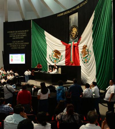 DAN REVERSA A LA SALIDA DEL AUDITOR: Determina el Congreso no aceptar la renuncia de Javier Zetina a la Aseqroo