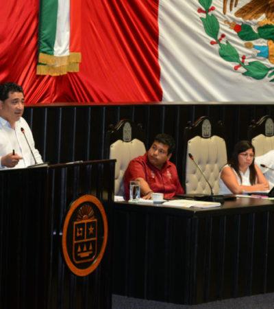 Integra Congreso Comisión Transitoria para investigar a magistrado Carlos Lima Carvajal