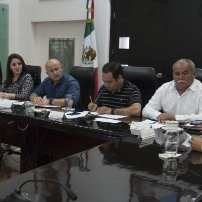 Presentan comisiones ordinarias del Congreso su plan anual de trabajo legislativo
