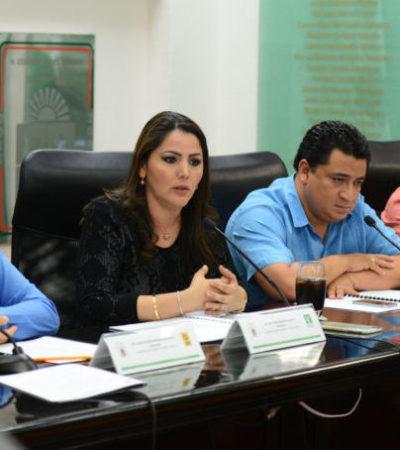 PRESENTAN PLANES DE TRABAJO: Buscarán comisiones legislativas mantener contacto ciudadano permanente