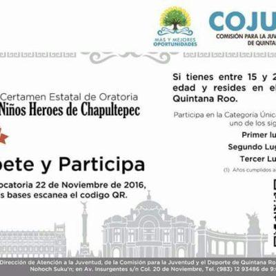 Incumple Cojudeq pago de concurso de oratoria realizado hace cuatro meses