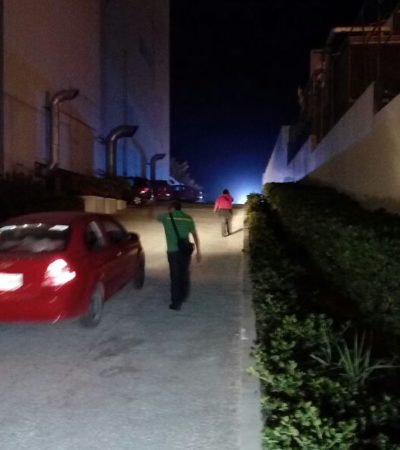 EJECUTAN A JOVEN EN PLAYA BALLENAS: Con un balazo en la cabeza, matan a hombre en plena zona hotelera de Cancún
