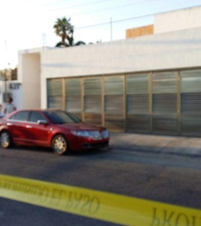 ASESINATO EN LA CAMPESTRE DE CHETUMAL: Matan a puñaladas a ex funcionario y esposo de la ex delegada de Liconsa, Karla Blancas