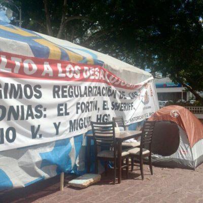 Da marcha atrás Ayuntamiento en reubicación de familias de 'El Fortín'