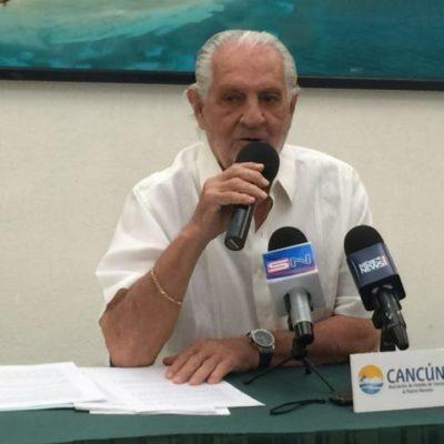 Reclaman hoteleros por extorsiones de policías turísticos en Cancún y nulo avance en mantenimiento de playas