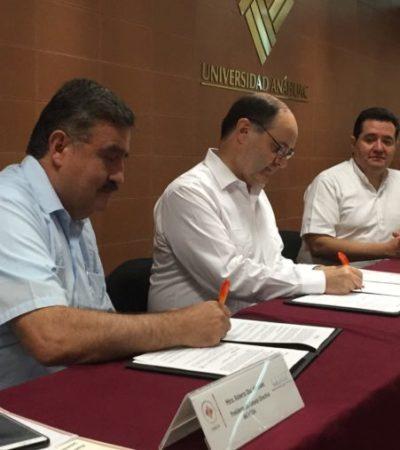 Desarrolla Musa actividades científicas con Universidad Anáhuac