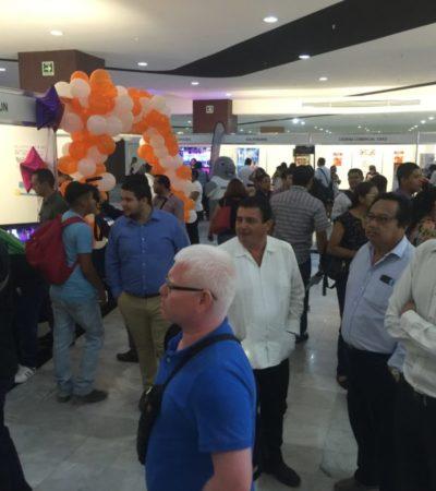 Inauguran feria del empleo y ofrecen 6 mil 500 vacantes en Cancún