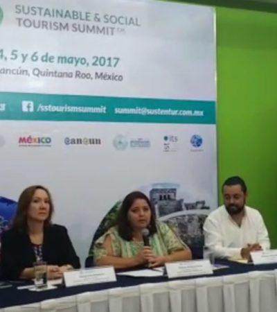 Anuncian cumbre de turismo social en Cancún