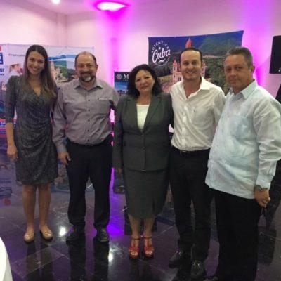 Fortalecen relación turística entre Cancún y Cuba