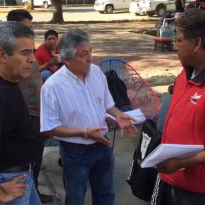 Ofrecen servicios de salud a familias desalojadas de 'El Fortín'