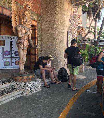 Se mantiene alta ocupación hotelera durante el fin de semana largo