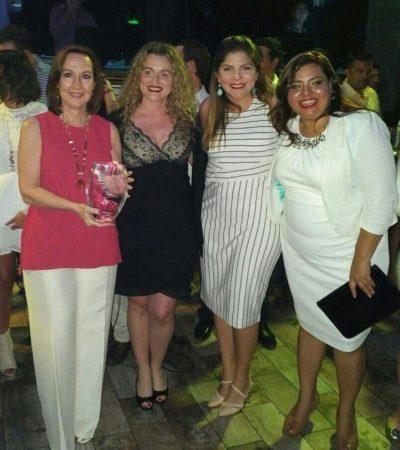 Premian a la OVC de Cancún por mejor campaña en el Tianguis Turístico de México