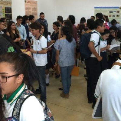 Presentan ideas innovadoras ex expo sobre biotecnología en Cancún