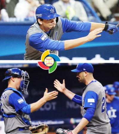 Arranca el Clásico Mundial de Beisbol con triunfo de Israel sobre Corea