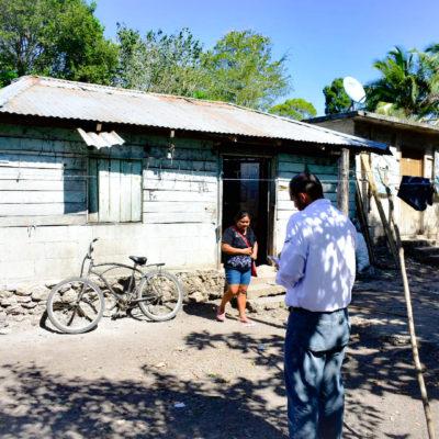 Arrancan las encuestas a potenciales beneficiarios del programa de vivienda rural e indígena en QR