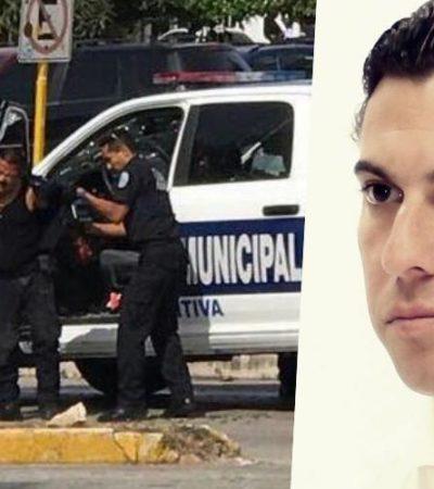 """""""PEDIMOS QUE SE REFUERCE MÁS LA SEGURIDAD"""": Ante ola de violencia, llama Alcalde Remberto Estrada a la Federación voltear a ver a Cancún"""