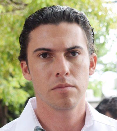 Insiste Remberto Estrada en trabajo coordinado contra el crimen organizado