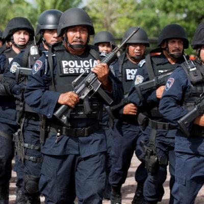 Tras hechos violentos, anuncian creación de un área de atención psicológica para policías estatales