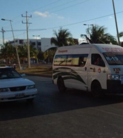 ACUSAN TRANSPORTISTAS OPACIDAD EN CASO TTE: Lo primero, un amparo contra Sintra y Sefiplan, advierte Santiago Carrillo