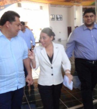 PIDE PERLA JUICIO POLÍTICO CONTRA FREDY: Ante el Congreso, denuncia Alcaldesa de Cozumel al delegado de Sedatu por presuntos desvíos