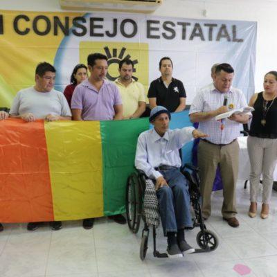Crea el PRD Secretaría de Diversidad Sexual