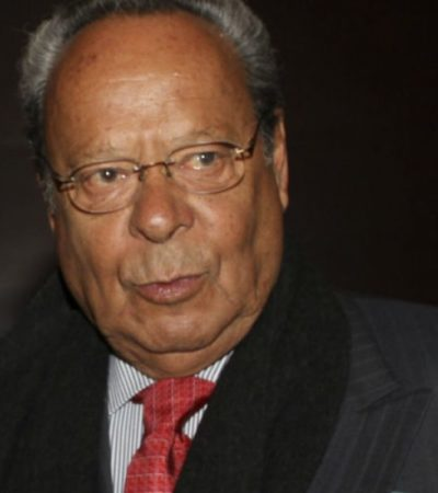 A los 81 años, fallece el economista y político priista Jesús Silva Herzog Flores