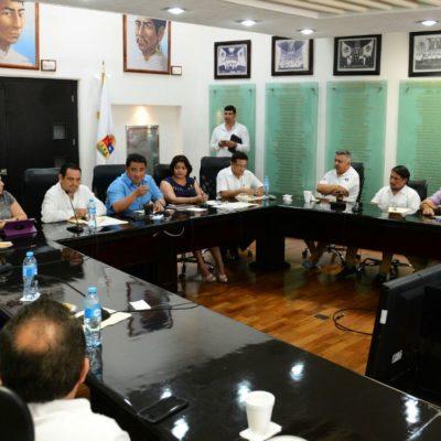 Recibe el Congreso a empresarios y comerciantes por el conflicto en torno a la Bahía de Akumal
