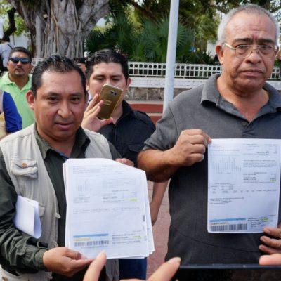 Hay 20 amparos contra abusos de Aguakán, 5 de ellos se han ganado: Esquivel Cruz