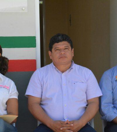 Entregan albergues comunitarios para jornaleros agrícolas en Ucum y Pucté