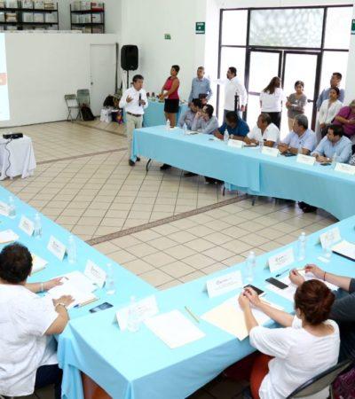 Plantean trabajar en agenda de turismo cultural en la Riviera Maya