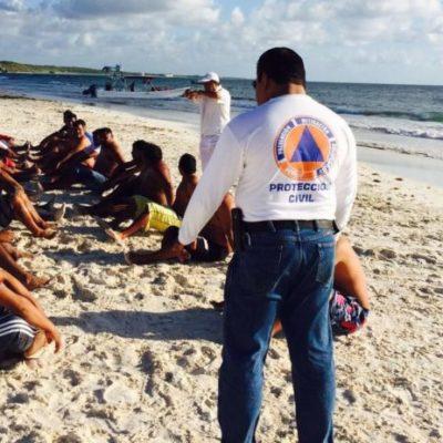 Certificarán servicios de de buceo para mayor seguridad de turistas en Tulum