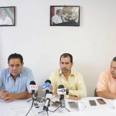 Promueve PRD juicio político contra Víctor Vivas Vivas y otros dos magistrados del Teqroo