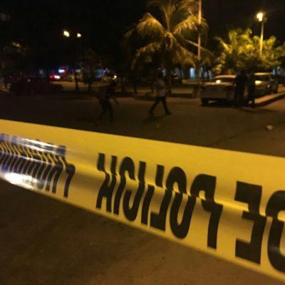 Disparos por presunto intento de ejecución o robo en el Mercado 28 de Cancún