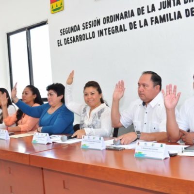 Aprueba Cabildo cuenta pública del DIF de Tulum