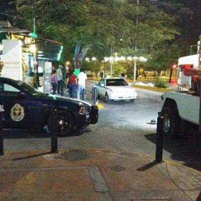 AUMENTAN LOS EJECUTADOS EN CANCÚN: Fallece taxista baleado la madrugada del lunes en la Yaxchilán; suman 23 casos en 2017