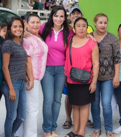 Apoya gobierno de Puerto Morelos salud de mujeres con estudios gratuitos de Papanicolau y exploración clínica de cáncer de mama