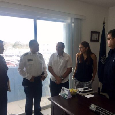 Nombran a directores de la Policía Turística y del C-4 de Solidaridad