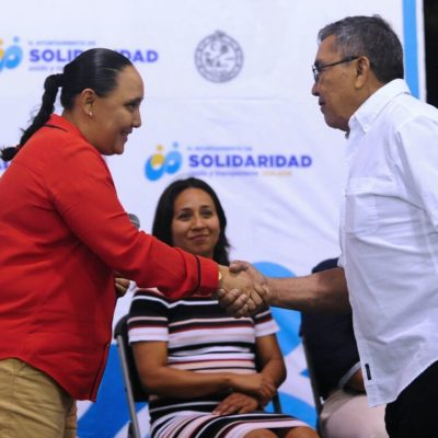 Realiza Cristina Torres audiencia pública en la colonia Forjadores y anuncia mayor integración con comités vecinales
