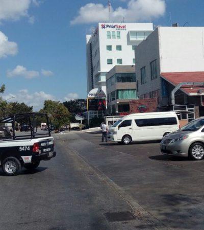 DISPARAN CONTRA RESTAURANTE EN LA KABAH: Reportan ataque mañanero a balazos y persecución en Cancún