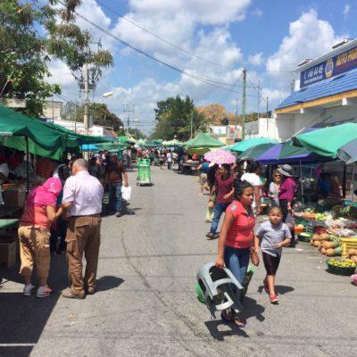 Gasolinazo afectó ventas en los tianguis en el primer bimestre del año: Melitón Ortega