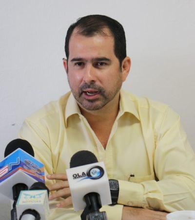 """PIDE PRD 'MANDO ÚNICO' EN CANCÚN: Exige Jorge Carlos que el Alcalde defina una """"clara y oportuna"""" estrategia de seguridad ante ola de violencia"""