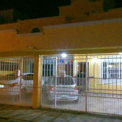 PRESUNTO INTENTO DE EJECUCIÓN CONTRA EMPRESARIO: Balean auto y vivienda en la Región 200 de Cancún; logra escapar
