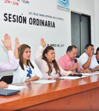 Aprueba Cabildo de Tulum cuentas públicas del 2016