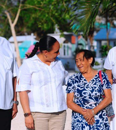 Inauguran capilla ecuménica en el panteón municipal de Playa del Carmen