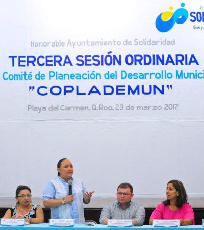 CONFIRMAN PAQUETE DE OBRAS PARA SOLIDARIDAD: Aprueban Programa Operativo Anual con inversiones por 357 mdp